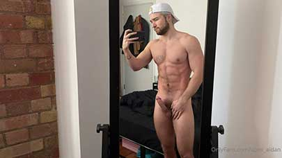 Aidan Ward with another muscle stud, but ends up being the bottom bitch! I like to go somewhere warm when winter arrives. I hate cold weather.