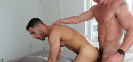 Pablo Hernandez with another muscle stud, but ends up being the bottom bitch! I like to go somewhere warm when winter arrives. I hate cold weather.