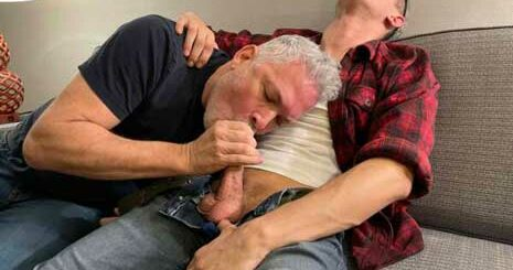 WOOF! This is a hot video, Landon is new to doing videos and as you can see, he is one sexy man. He's tall lean with a hard body a sweet peach of an ass and a BIG beautiful cut cock…